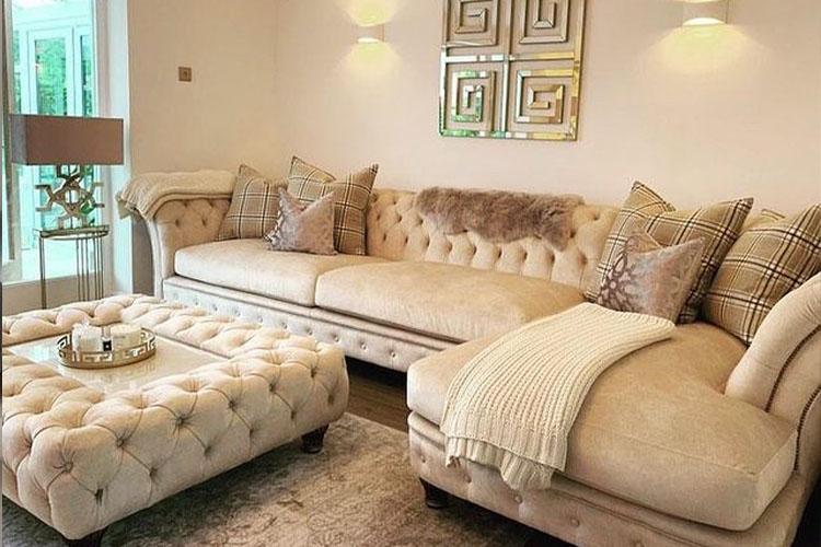 Customized Made Measure Sofa Dubai