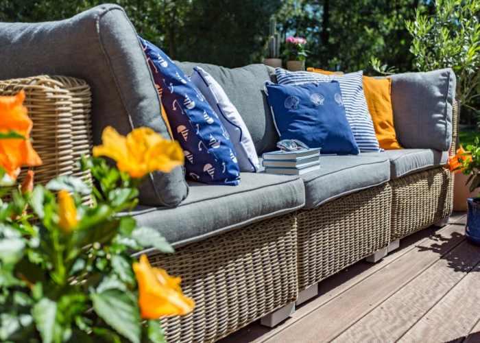Outdoor Cushions Dubai