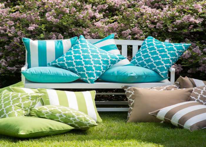 Luxury Outdoor Cushions Dubai