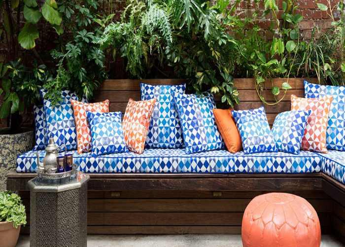 Stunning Outdoor Cushions Dubai