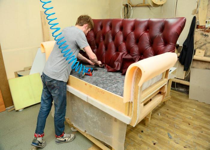 #1 Sofa Repair Dubai